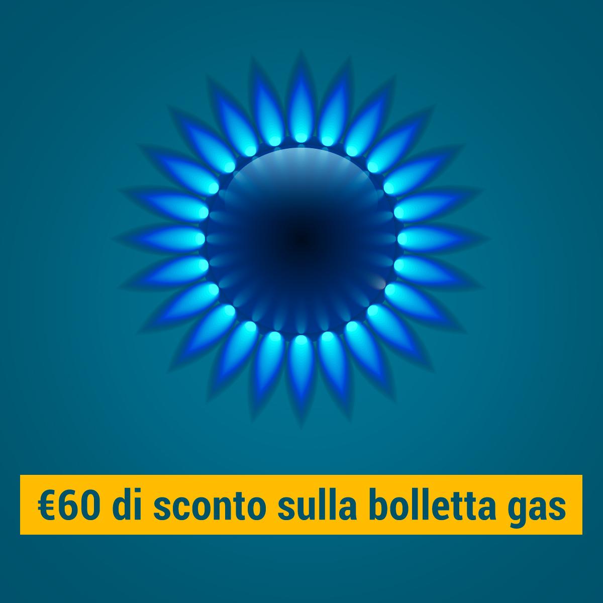 60 ANNI GAS
